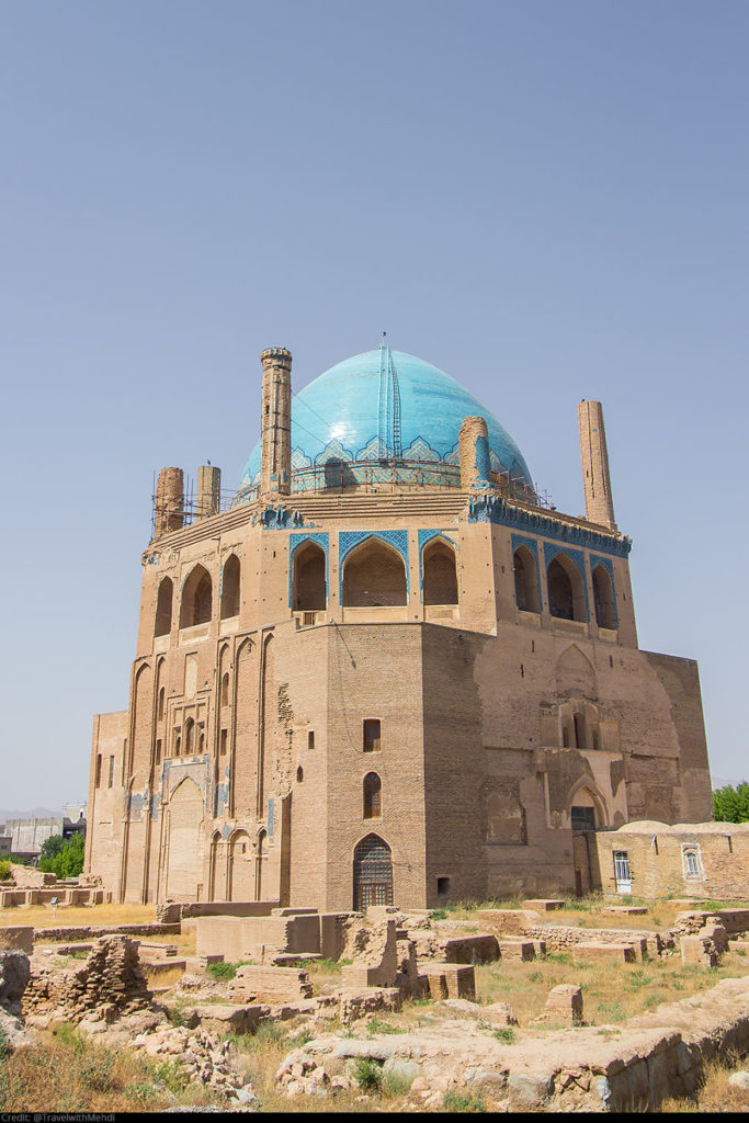 ایرانگردی - گنبد سلطانیه، زنجان