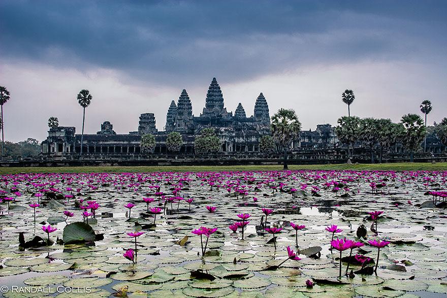انگکور وات، کامبوج