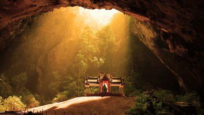 غار ناخون پاتوم، تایلند