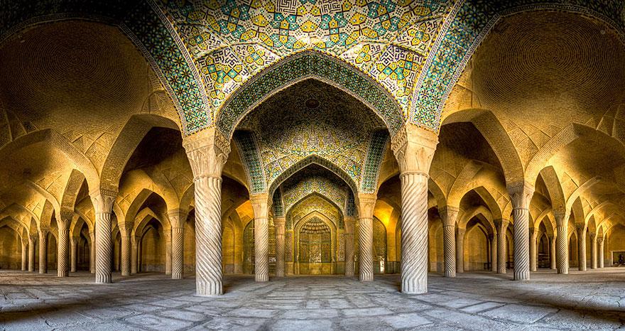 معماری ایرانی - کوچنورد
